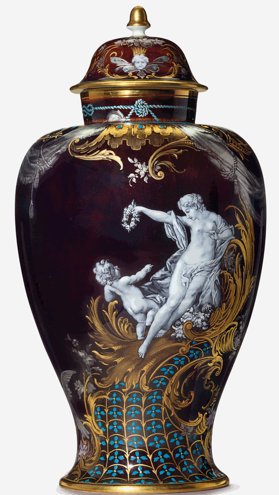 Meissen Vases Free Online Appraisal Amp Price Guide Meissen Vases